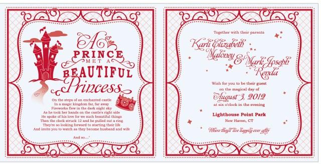 Disneyland Wedding Invitations Disney Wedding Invitations Yourweek 27f15feca25e