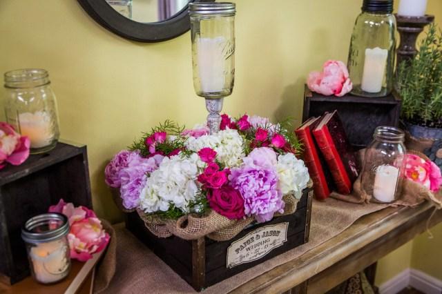 Diy Centerpieces Wedding Paiges Diy Flower Wedding Centerpieces Diy How Tos Paige