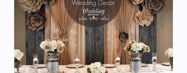 Diy Decor Wedding Wedding Decor 101 Sign Up For A Week Of Free Diy Tips Youtube