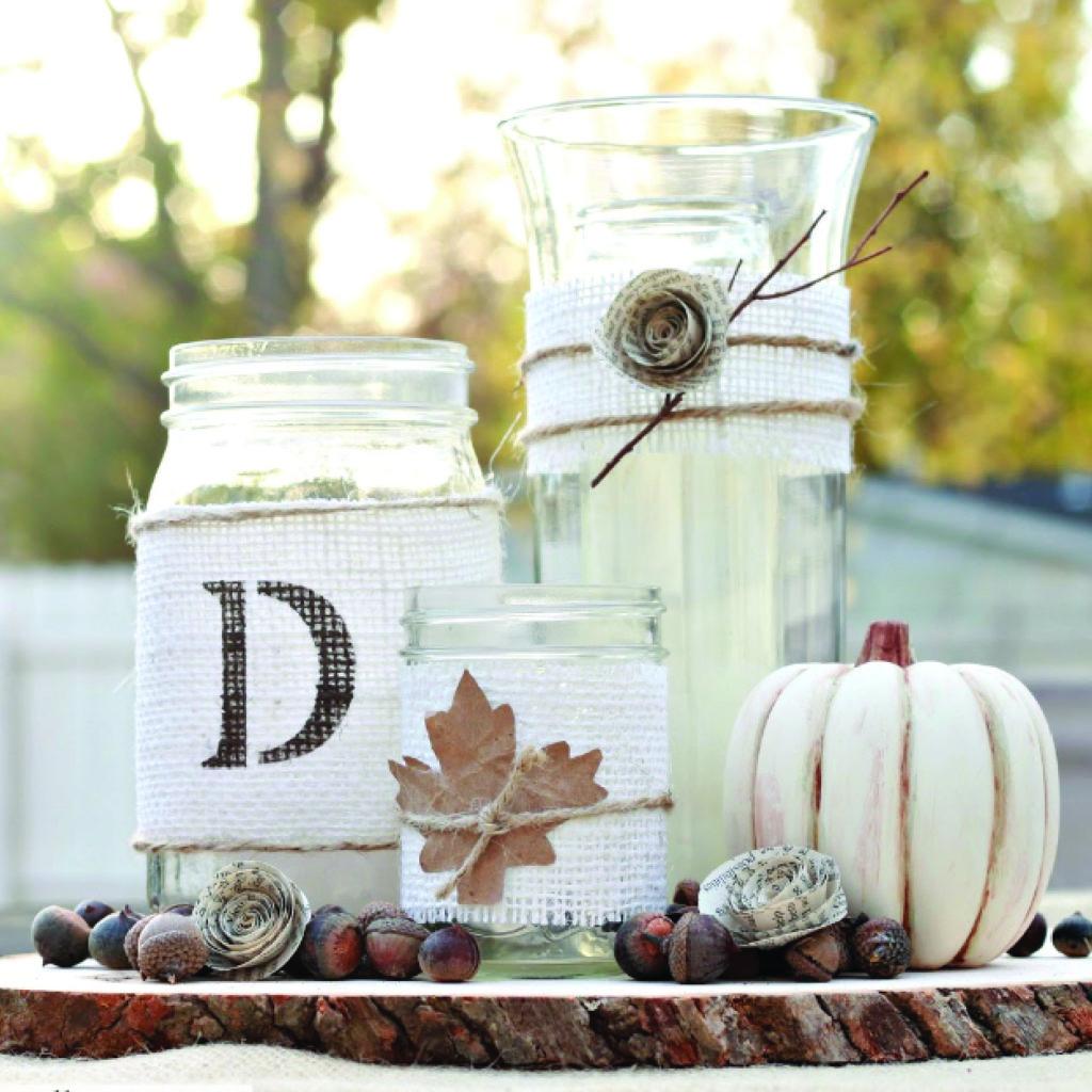 Diy Fall Wedding Ideas 10 Unique Diy Ideas For A Fall Wedding Centerpieces Wedding Obsessed