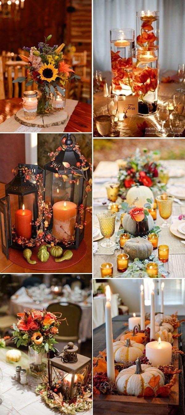 Diy Fall Wedding Ideas Wedding Decoration Fall Wedding Decorations Unique Rustic Fall