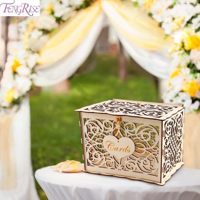 Diy Rustic Wedding Detail Feedback Questions About Diy Rustic Wedding Card Box Wedding