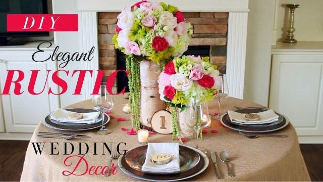 Diy Rustic Wedding Elegant Shab Chic Wedding Decorations Diy Rustic Wedding