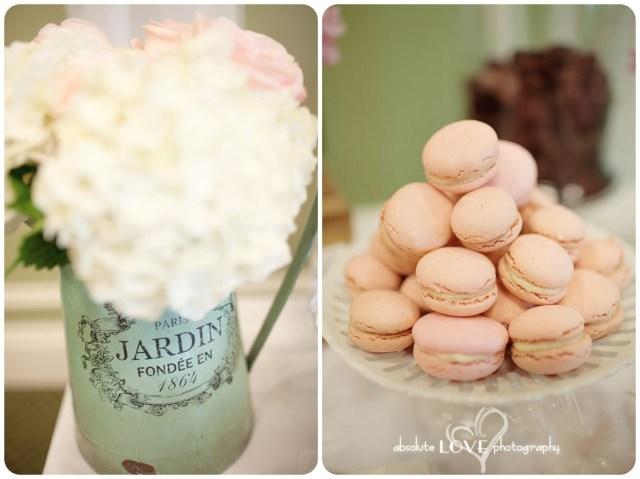 Diy Vintage Wedding Diy Vintage Wedding Dessert The Dtales