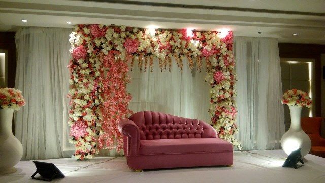 Diy Wedding Backdrop Diy Wedding Backdrop Decorating Ideas Youtube