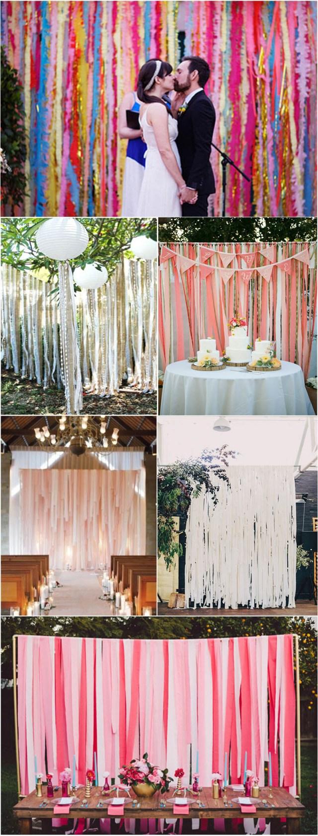 Diy Wedding Backdrop Heart Melting Wedding Backdrop Ideas To Love