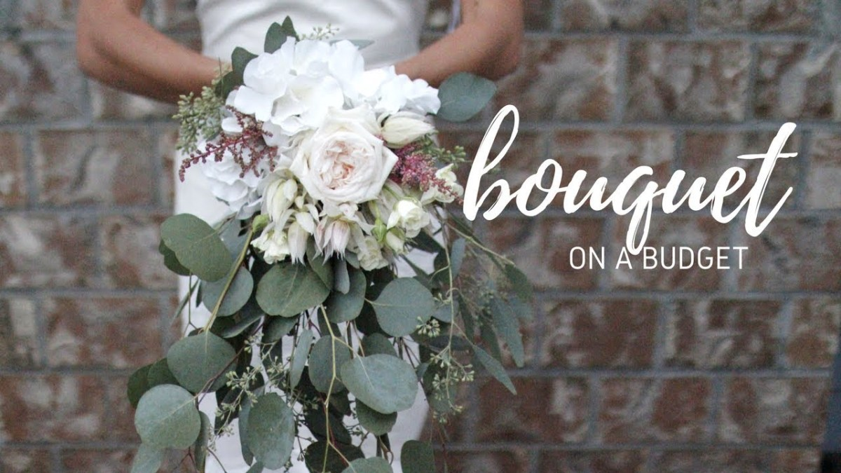 Diy Wedding Bouquet Diy Wedding Bouquet 20 Cascading Boho Bouquet