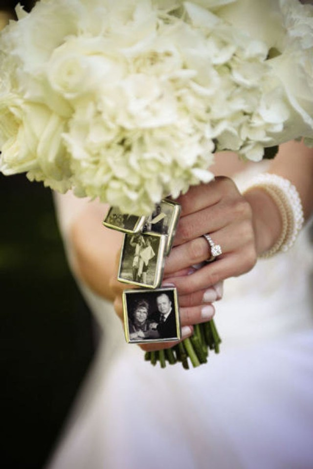 Diy Wedding Bouquet Diy Wedding Bouquet Jewelry Charm Kit Photo Pendants Charms For Family Photo Includes Everything You Need Including Instructions