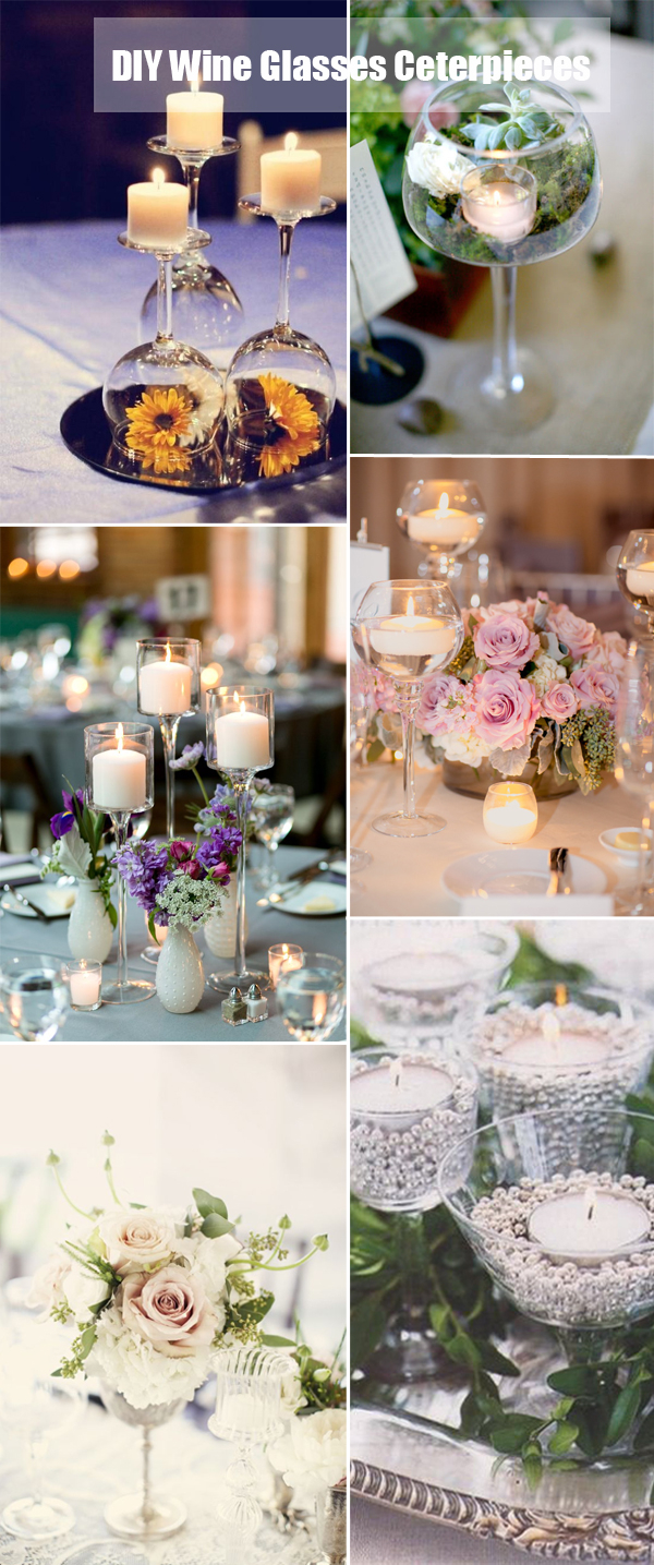 Diy Wedding Centerpiece 40 Diy Wedding Centerpieces Ideas For Your Reception Tulle