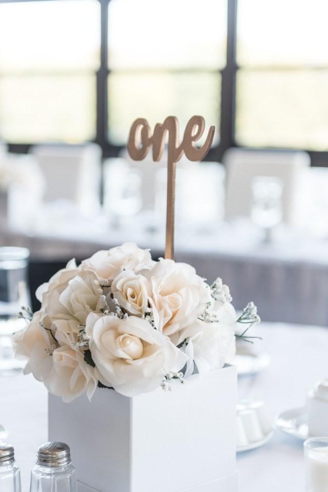 Diy Wedding Centerpiece Simple And Elegant Diy Wedding Decor Erin Elizabeth