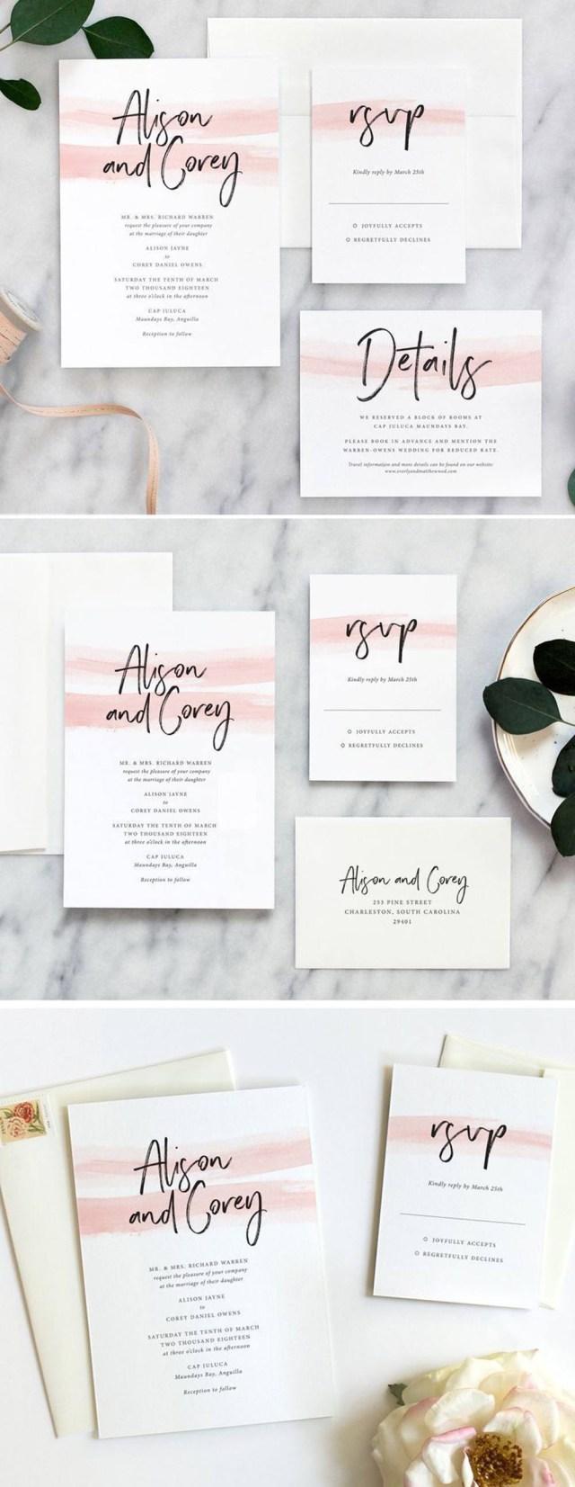 Diy Wedding Invitations Ideas Diy Wedding Invitations Hitchedcouk