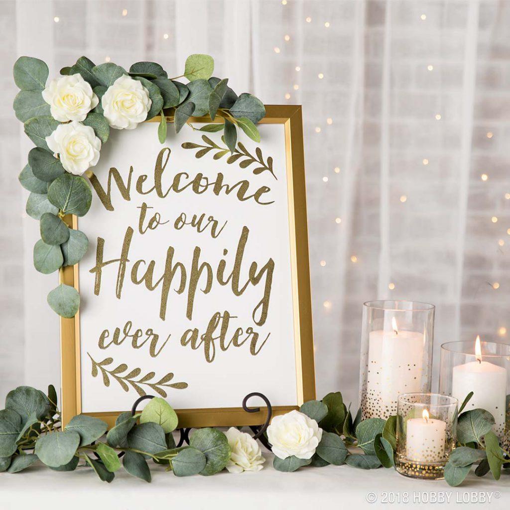 Diy Wedding Signs Stylish Wedding Details For The Diy Bride
