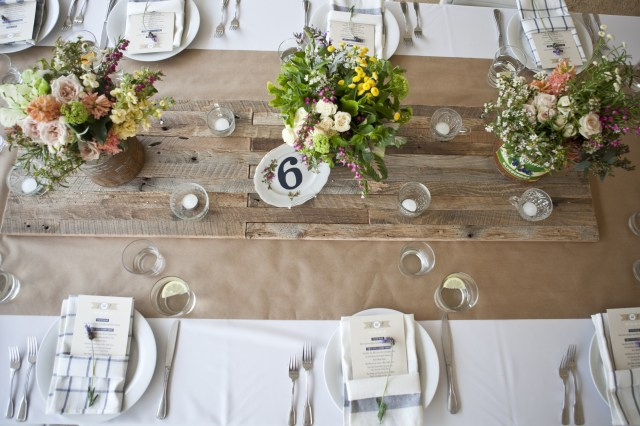 Diy Wedding Tables Wedding Diy Ideas How To Make Stenciled Table Numbers