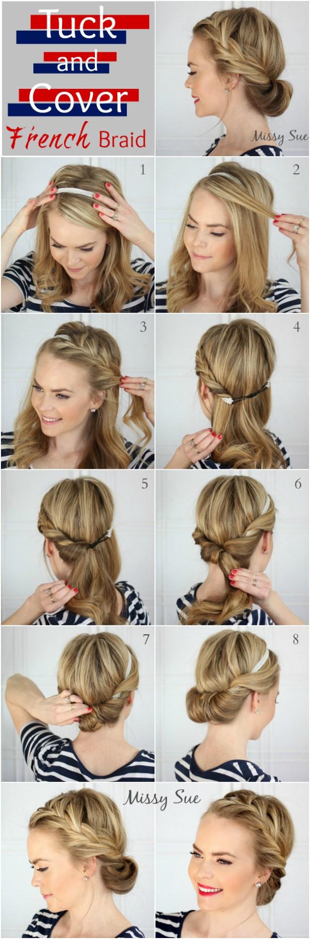 Diy Wedding Updos 10 Best Diy Wedding Hairstyles With Tutorials Tulle Chantilly