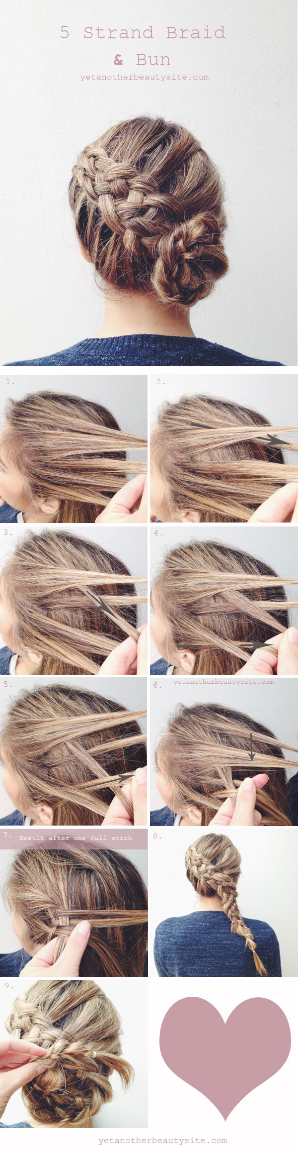 Diy Wedding Updos 20 Diy Wedding Hairstyles With Tutorials To Try On Your Own