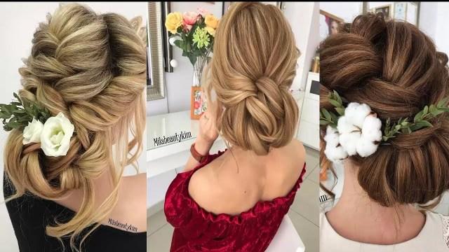 Diy Wedding Updos Wedding Hairstyles Tutorials Compilation Bridal Hair Tutorial