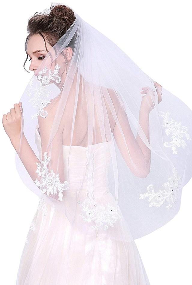 Diy Wedding Veil Cheap Diy Veil With Beading Find Diy Veil With Beading Deals On