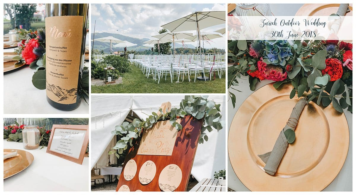 Dream Wedding Decorations A Summer Dream Wedding On The Schaufelberg In Zricher Oberland With
