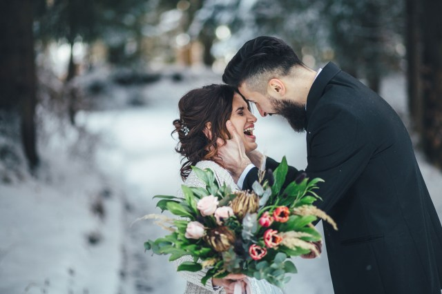 Dream Wedding Ideas 10 Winter Wedding Ideas To Warm Your Heart My Dream Wedding
