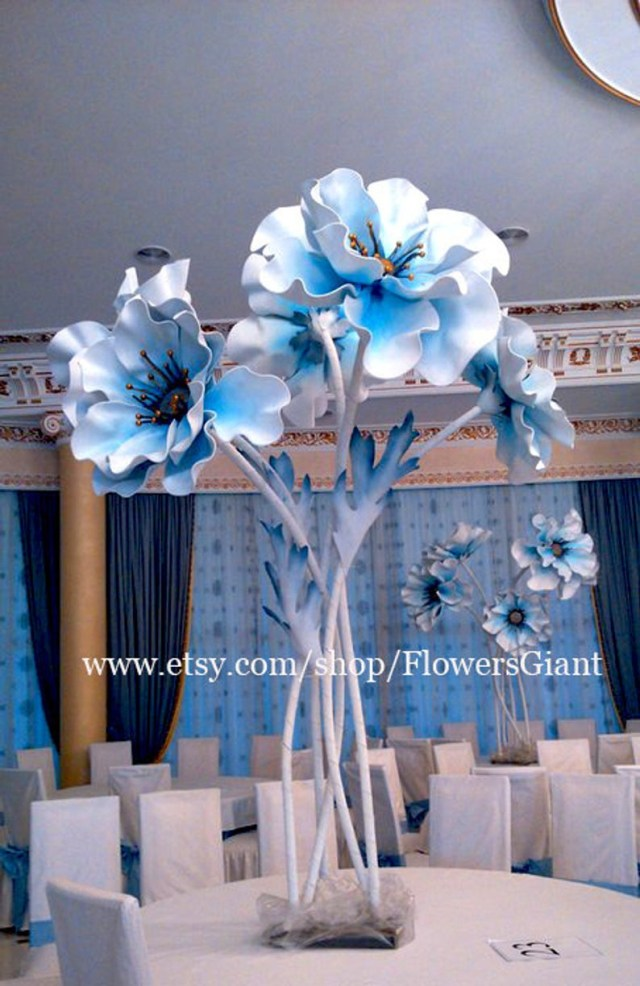 Dream Wedding Ideas Giant Anemone Flower Dream Wedding Wedding Decorations Etsy