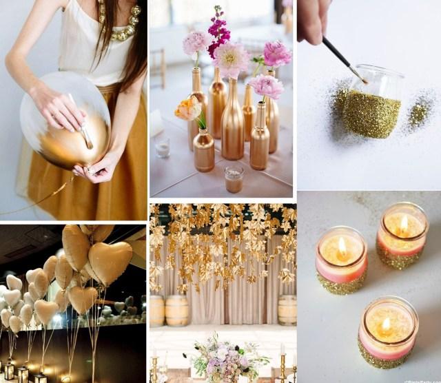 Easy Diy Wedding Decorations 10 Simple Yet Stunning Diy Wedding Decor Ideas Crapcurry