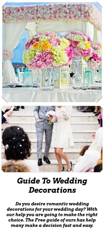 Easy Wedding Decorations Wedding Decoration Ideas Wedding Receptions Pinterest Wedding Fast