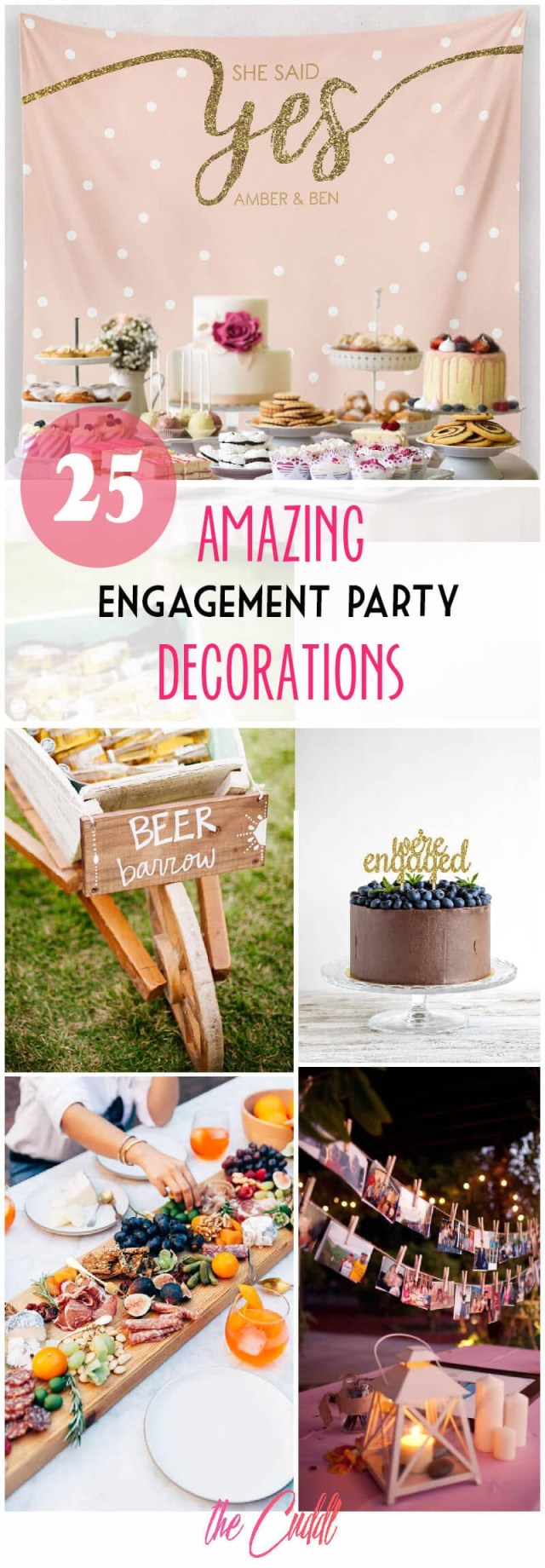 Engagement Decoration Ideas 25 Amazing Diy Engagement Party Decoration Ideas For 2019