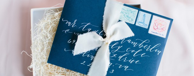Envelopes For Wedding Invitations Wedding Invitations A Guide To Envelopes Unveiled Zola