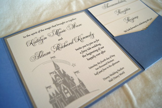 Fairytale Wedding Invitations Fairytale Wedding Invitations Fairytale Wedding Invitations