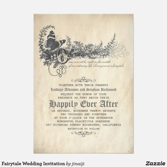Fairytale Wedding Invitations Fairytale Wedding Invitations Luxury Fairytale Wedding Invitation