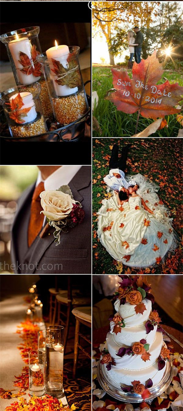 Fall Wedding Decoration Ideas 30 Fall Wedding Decor Ideas For Your Wedding Trendy Wedding Ideas Blog