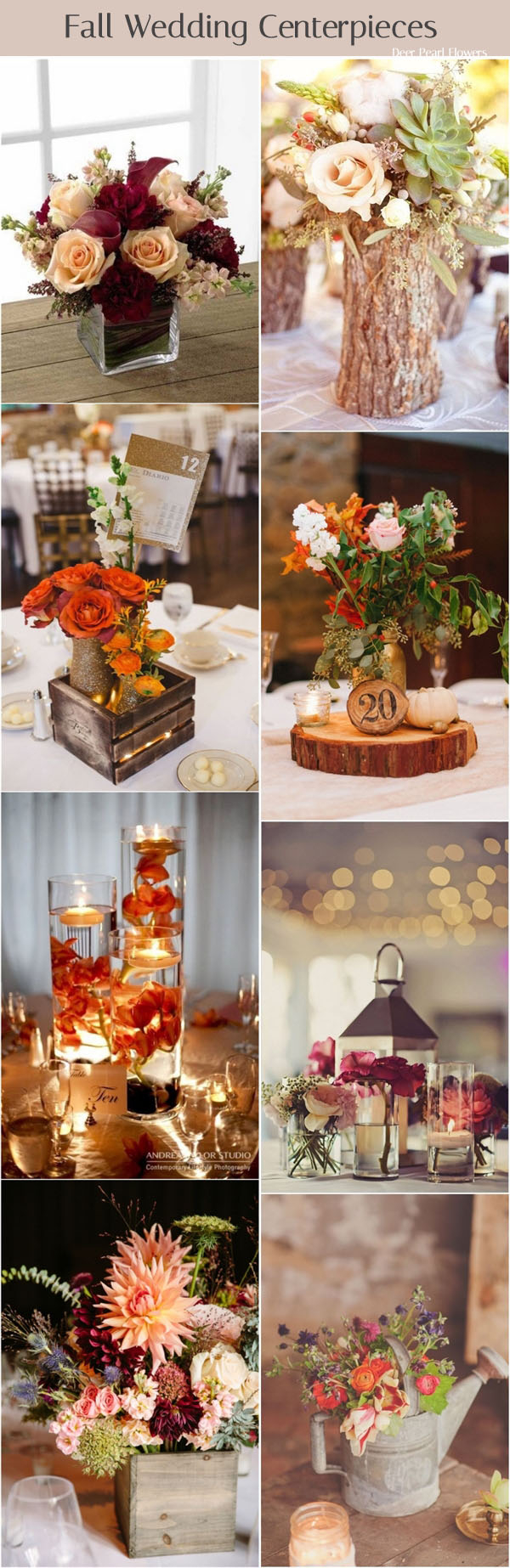 Fall Wedding Decoration Ideas 76 Of The Best Fall Wedding Ideas For 2019 Deer Pearl Flowers