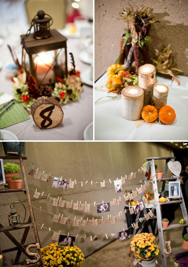 Fall Wedding Decoration Ideas Rustic Diy Fall Wedding Every Last Detail