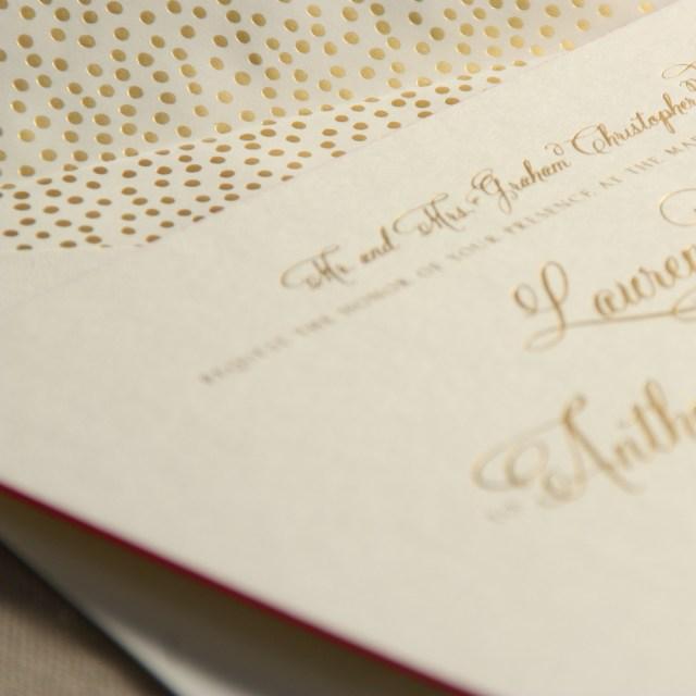 Foil Stamped Wedding Invitations Foil Stamped Wedding Invitations Foil Stamped Wedding Invitations