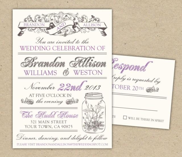 Free Printable Wedding Invitation Templates For Word Free Downloadable Wedding Invite Templates Idasponderresearchco