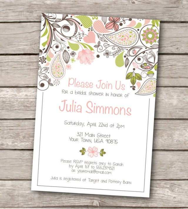 Free Printable Wedding Invitations Wedding Ideas Free Wedding Invitation Printable Templates