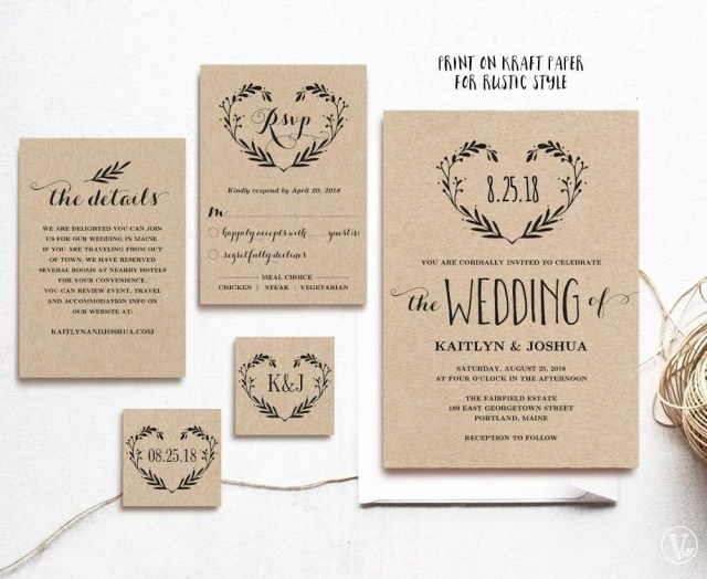 Free Wedding Invitations Free Wedding Invitation Templates Vintage 1302 My Wedding 3 In