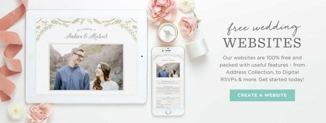 Free Wedding Invitations Websites
