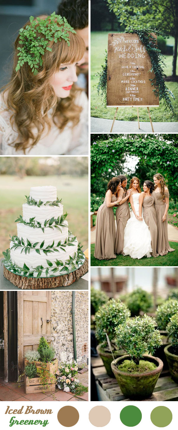 Future Wedding Ideas Five Fantastic Spring And Summer Wedding Color Palette Ideas With