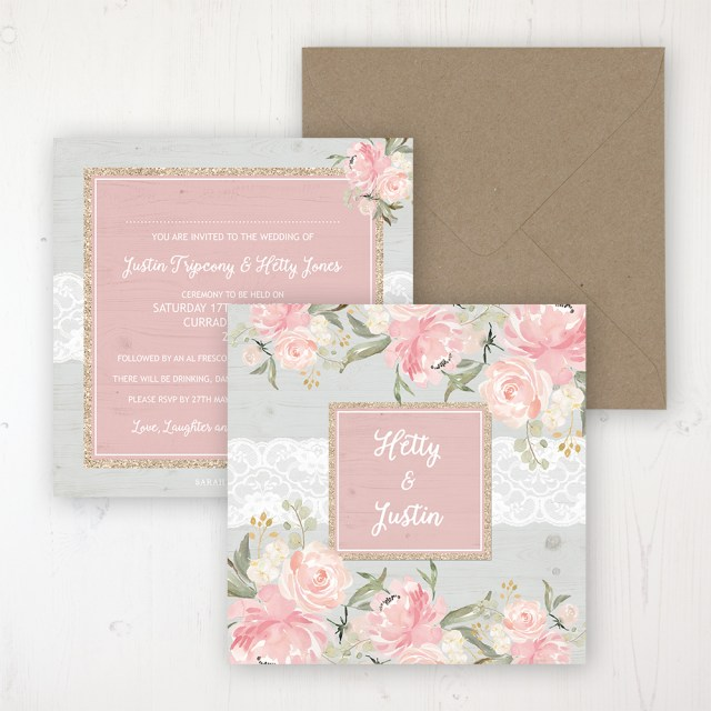 Garden Wedding Invitations Enchanted Garden Wedding Invitations Sarah Wants Stationery