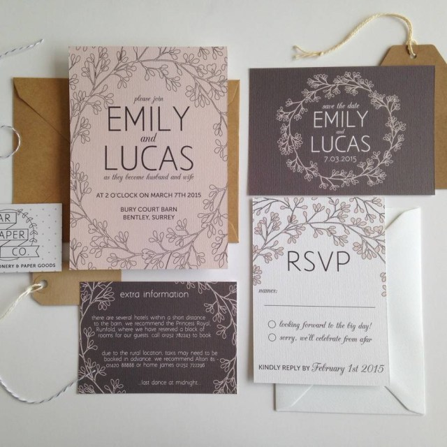 Garden Wedding Invitations Garden Wedding Invitations Garden Wedding Invitations This Is The