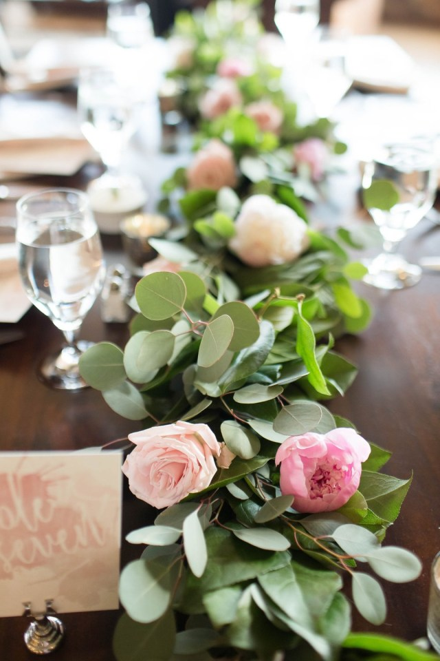 Garland Wedding Decor Greenery And Garlands For Your Wedding Decor J Morris Flowers