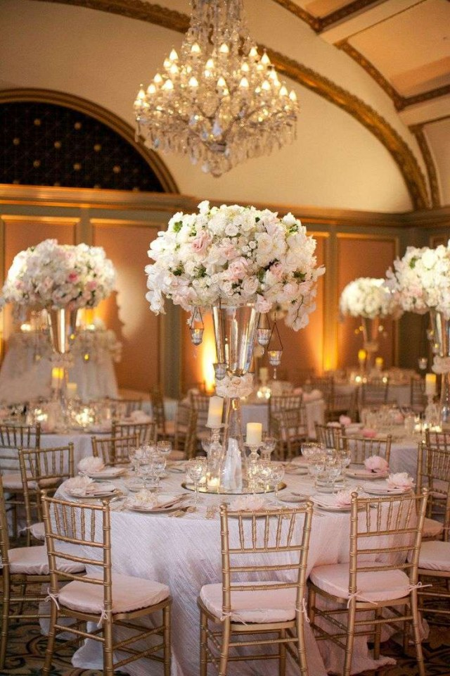 Glamourous Wedding Decor Elegant Wedding Decorations Custom Europe Trip