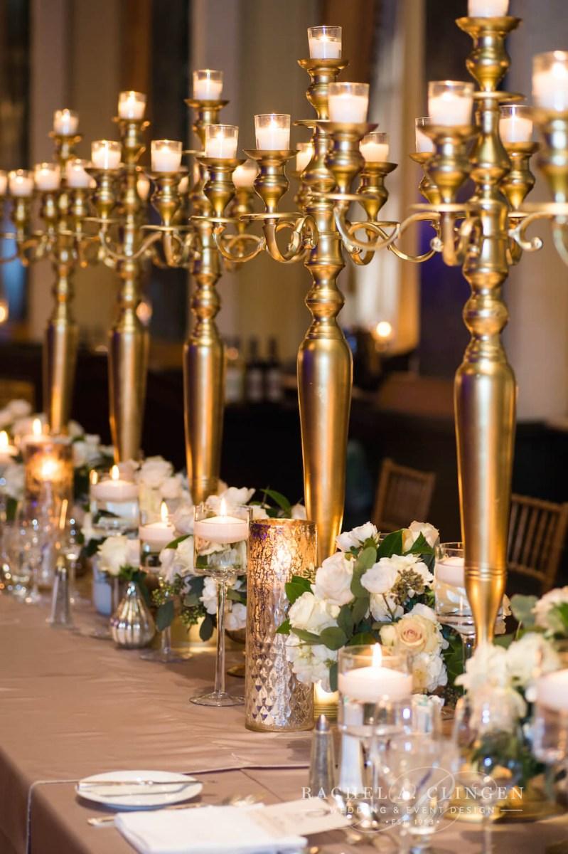 Gold Wedding Decor Classic Wedding Decor Toronto Archives Rachel A Clingen Wedding