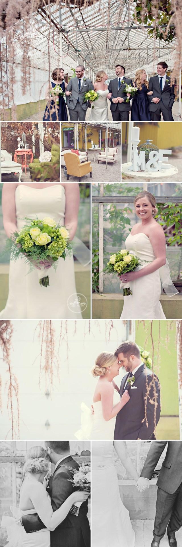 Goldner Walsh Wedding Megan Evan I Do Goldner Walsh Garden Center Wedding