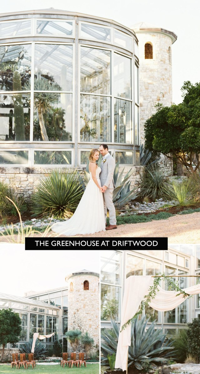 Goldner Walsh Wedding The Coolest Greenhouses To Get Married At In The United States