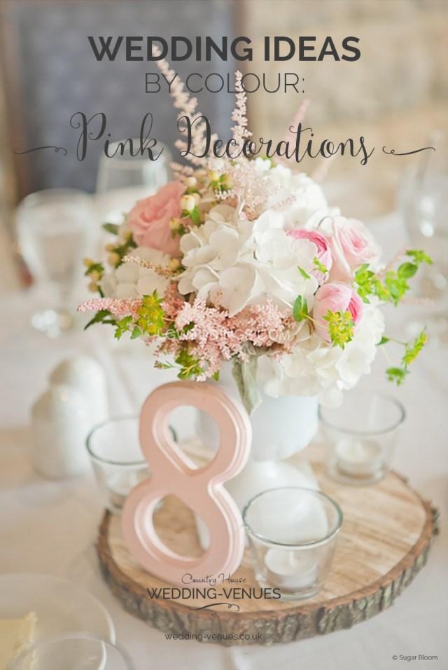 House Wedding Decorations Pink Wedding Decorations Wedding Ideas Colour Chwv