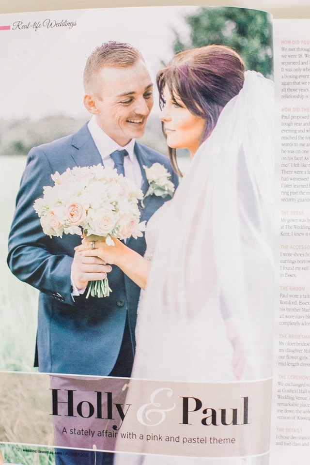 Jessicas Wedding Ideas Magazine Feature In Wedding Ideas Jessica Reeve Lancashire