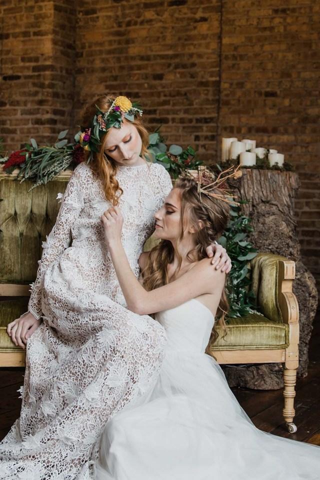 Leabian Wedding Ideas Bohemian Wedding Ideas 72 Equally Wed Modern Lgbtq Weddings
