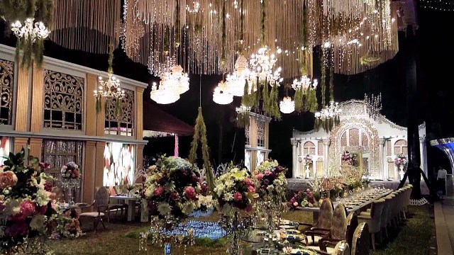 Luxury Wedding Decor Luxury Wedding Decor Enchanted Events Youtube